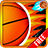 Urban Basketball Shot icon