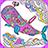 Virtual Mandala Coloring Book 1.0.0 APK