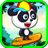 Jungle Panda Skater Run 1.0