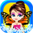 Makeover Butterfly Fairy icon