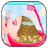 spa hair care icon
