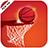 basketball shooter games icon