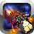Galactic Space Wars Strategy icon