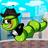 Larva Run New York icon