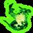 Green Flame Theme icon