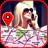 Phone Caller Location icon