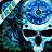 Steampunk Skull Clock Free 2131034298