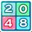 2048 Glow 1.0.7 APK