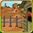 Escape Sheriff Cowboy House icon