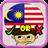 Malaysia Facts True False Quiz icon