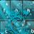 Fairy Blue Keyboard icon