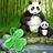 GO Launcher EX Theme Panda 3.0