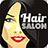 Hair Salon Photo Montage icon