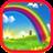 Lovely Rainbow Selfie Photo icon