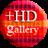 WallpaperHD+ icon