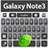 GO Keyboard Galaxy Note 3 Theme APK Download