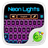 Neon lights icon