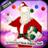 Christmas Men Santa Suit icon