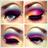 Creative eyeshadow photography 2.0
