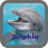 Dolphin wallpaper icon