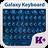 Galaxy Keyboard Theme 1.8