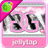Glamour Girl Pink Zebra GO Keyboard 1.2 APK