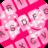 Pink Bow GO Keyboard Theme 1.4