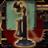 Steampunk GO Contacts Widget Theme 1.0