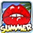 Summer Kissing Test Kiss Game icon