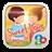 sweetlove GOLauncher EX Theme v1.0 APK