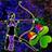 Theme Dark Elf for GO Launcher 3.0