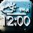 Transparent Weather Clock 1.6 APK
