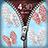 Diamond Butterfly Zipper Lock 1.0