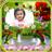 Flower Photo Frames LWP icon