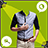 Man Shirt Photo Suit Editor icon
