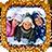 Santa Christmas Frames icon