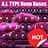 ai.type Neon Roses Theme 2.5 APK