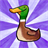 Feed the duck icon