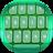Keyboard Green 4.172.54.79