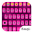 Theme Led Pink for Emoji Keyboard 3.0 APK