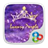 Luxury Purple GOLauncher EX Theme icon