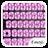 Theme Metallic Fuchsia for Emoji Keyboard icon