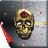 Mex Skull Analog Clock 1.0 APK