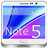 Note 5 theme launcher 1.0.1 APK