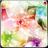 Neon Flowers Live Wallpaper 1.0 APK
