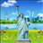 Statue of Liberty Birds LWP 1.0 APK