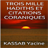 3 000 HADITHS ET CITATIONS CORANIQUES
