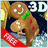 Christmas Cookie Village 3D Free icon