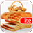 500 Bread Recipes Lite icon