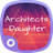 Architects Daughter Font icon